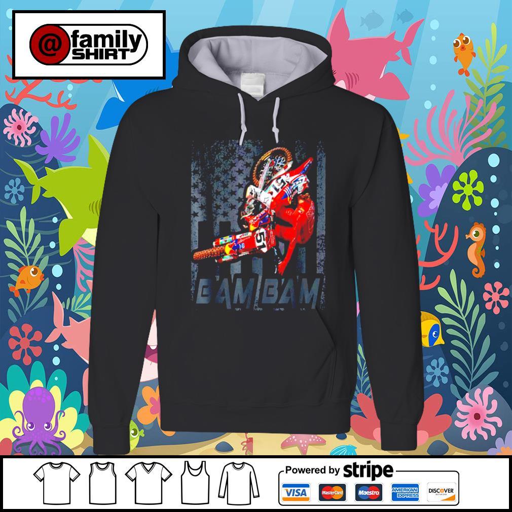 JB51 Supercross 2021 Shirt hoodie