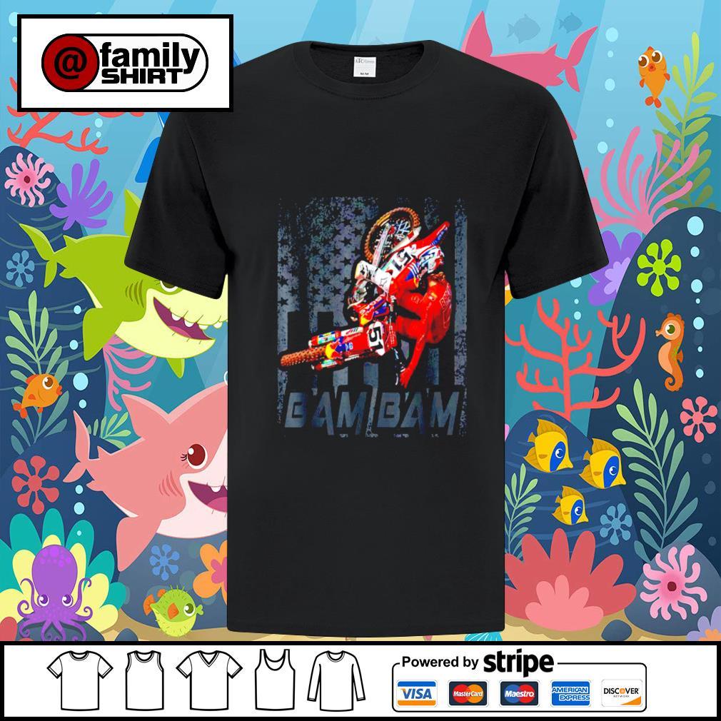 JB51 Supercross 2021 Shirt