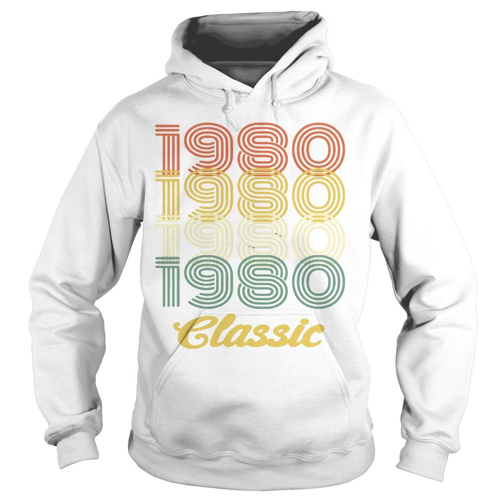1980 Classic Hoodie