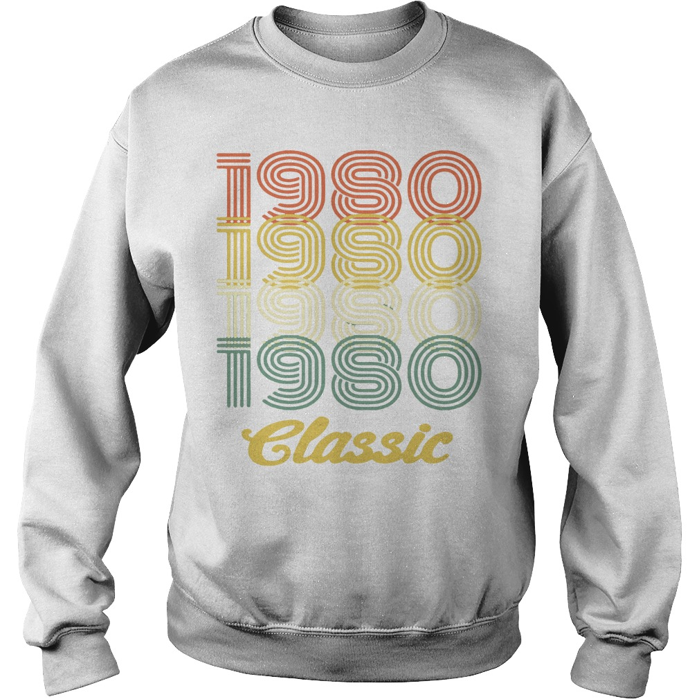 1980 Classic Sweater
