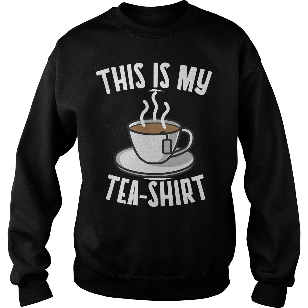 This Is My Tea Sweater