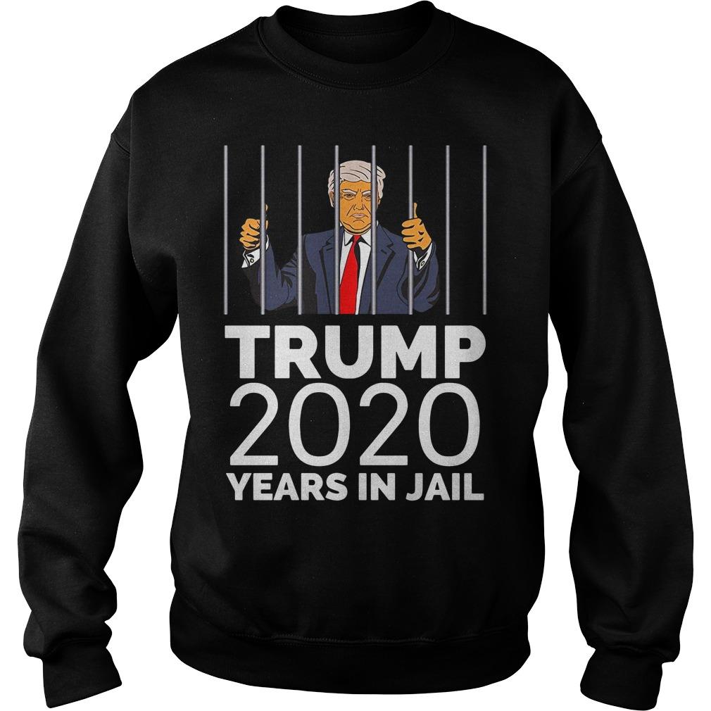 Trump 2020 Years In Jail Sweater