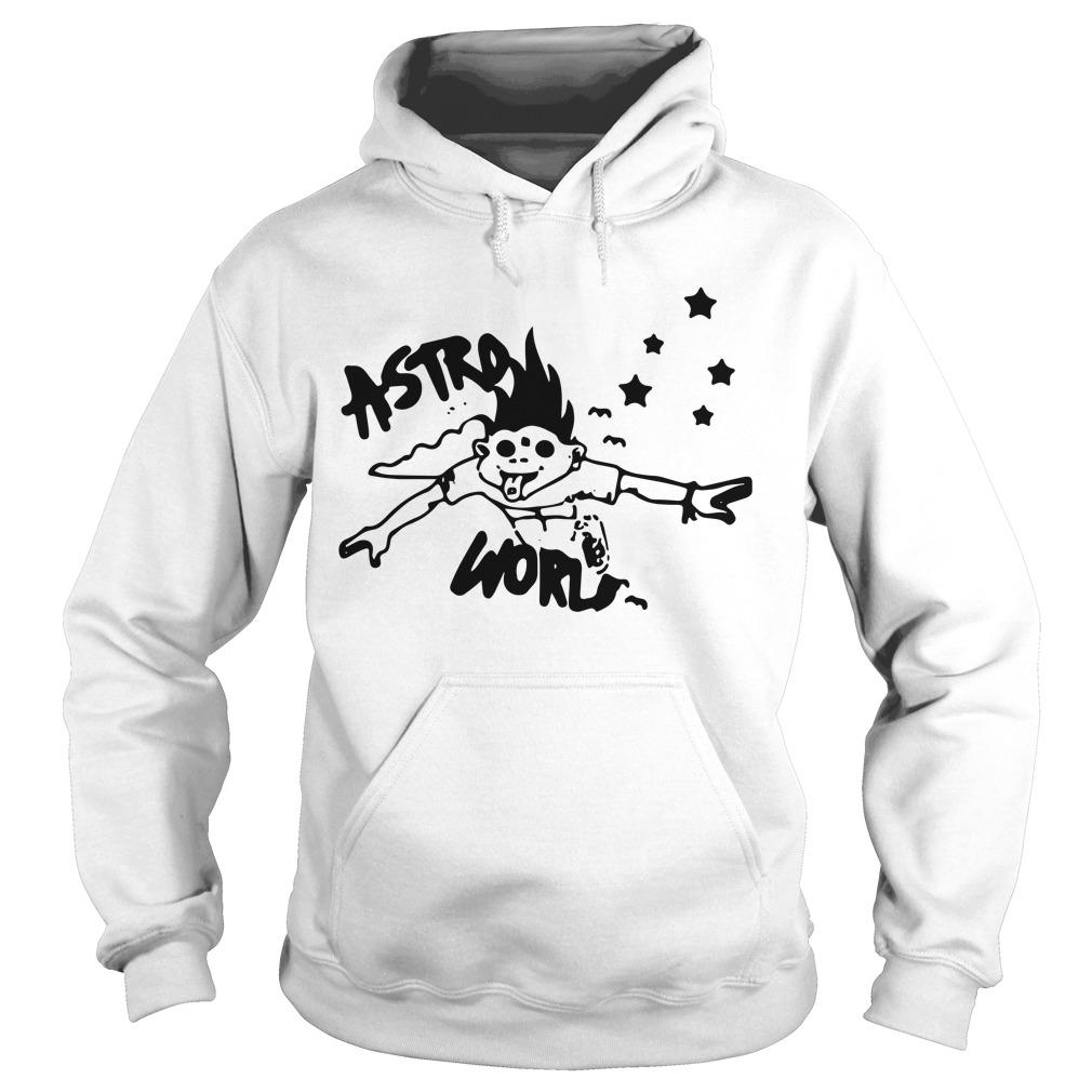 Astro Boy World Hoodie