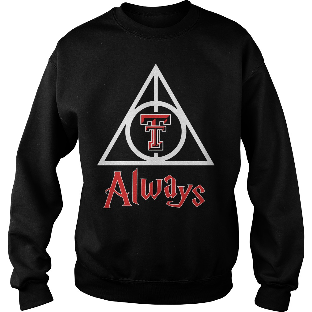Texas Tech Red Raiders Deathly Hallows Sweater