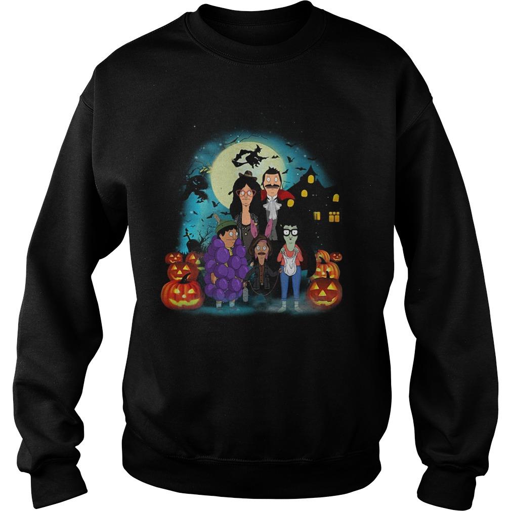 Bob's Burgers Family Halloween Sweater