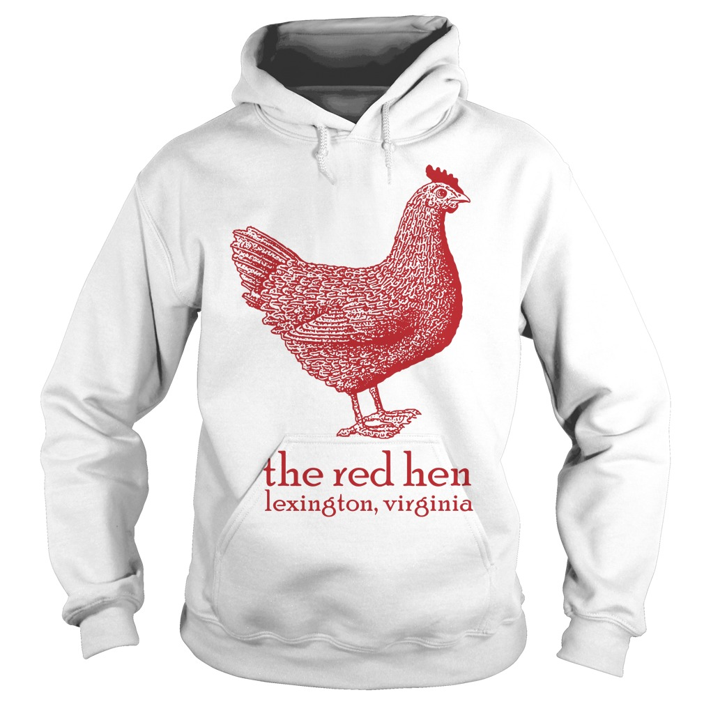 The Red Hen Lex Hoodie