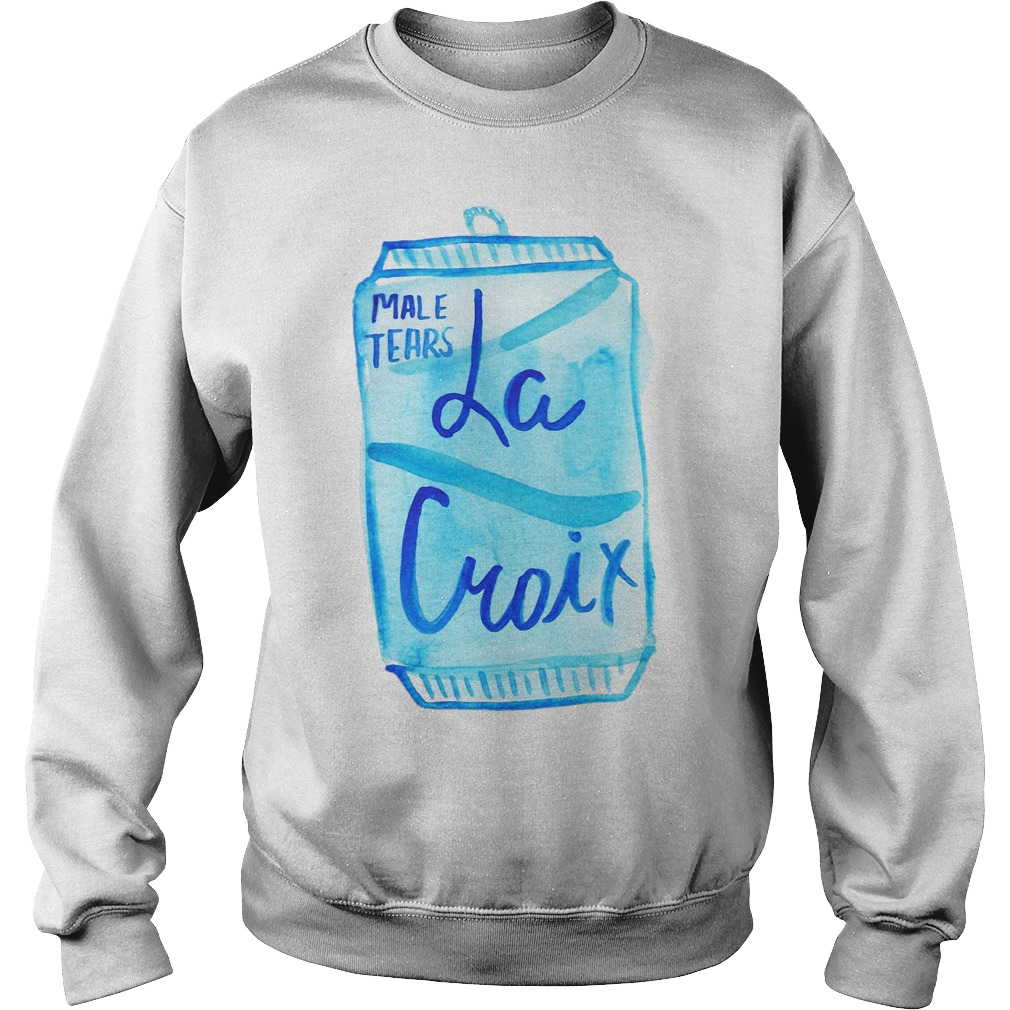 Rejected La Croix Male Tears Sweater
