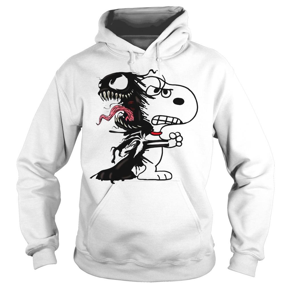 Official Snoopy Venom Hoodie