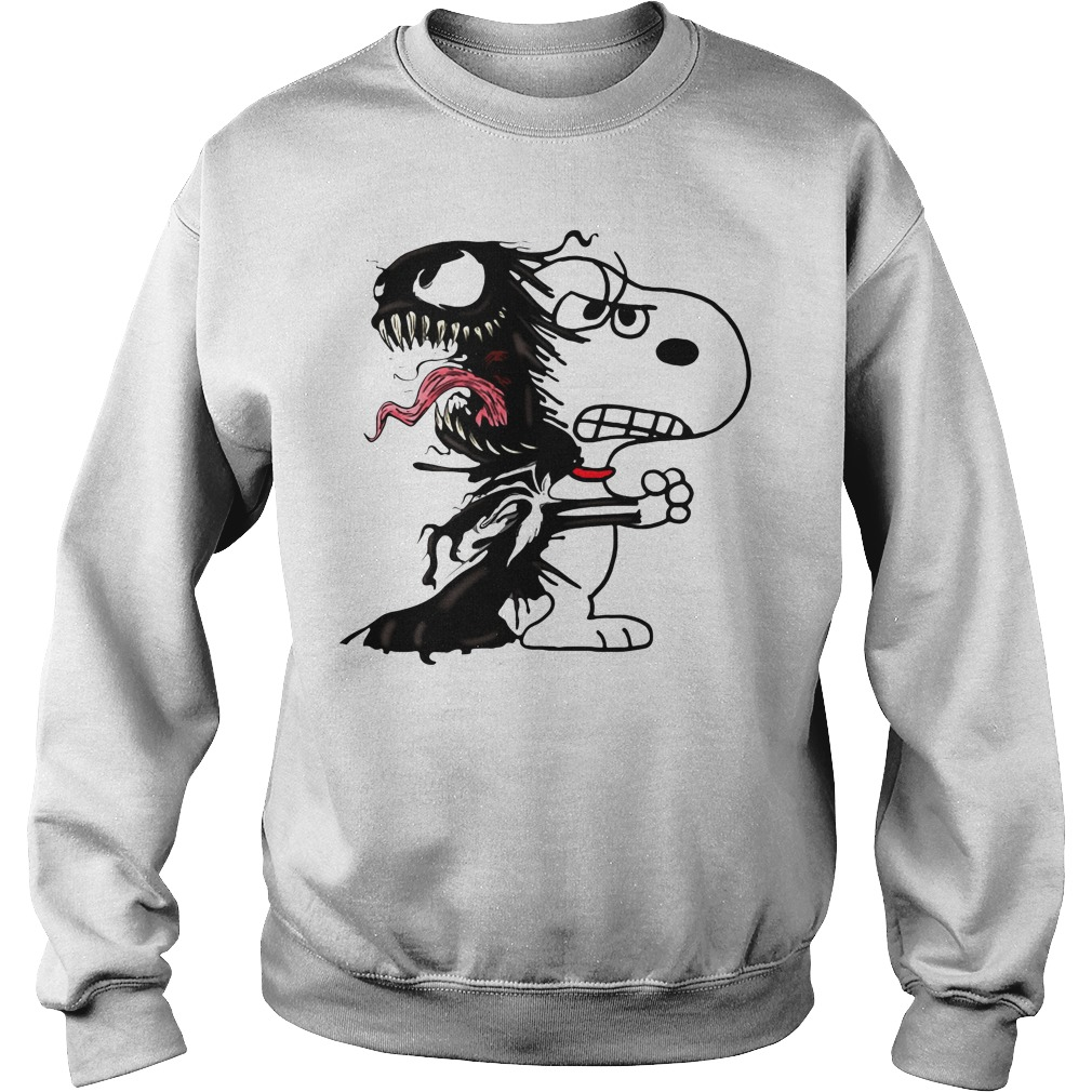 Official Snoopy Venom Sweater