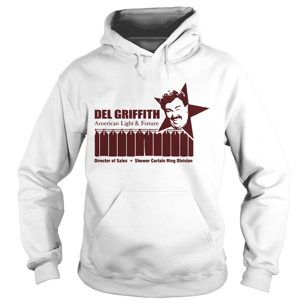 Del Griffith American Light And Fixture Hoodie