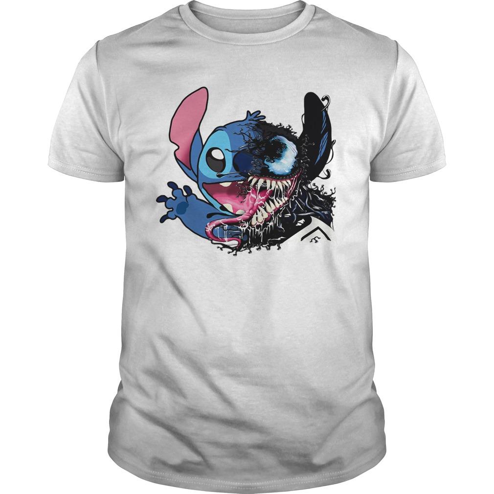 Stitch Venom And We Are Venom Shirt