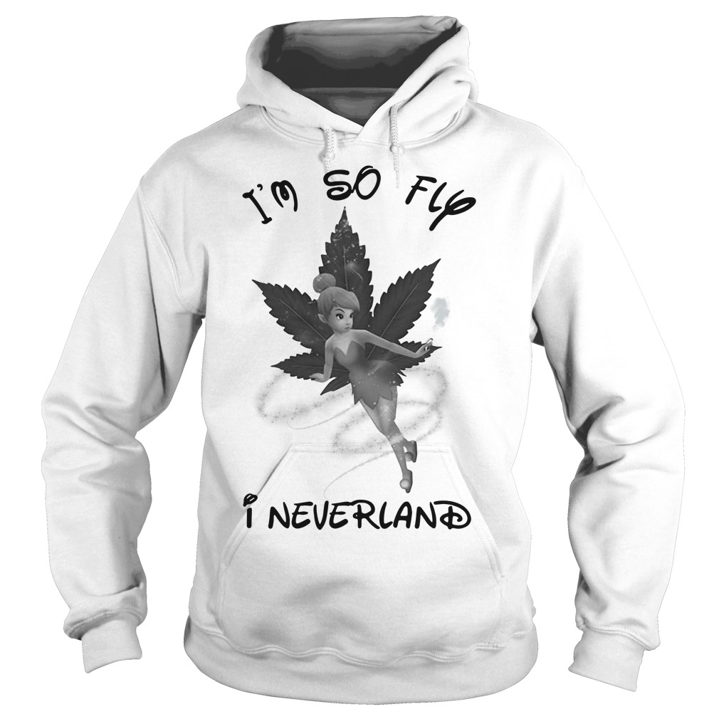 Tinker Bell I'm So Fly I Neverland Hoodie