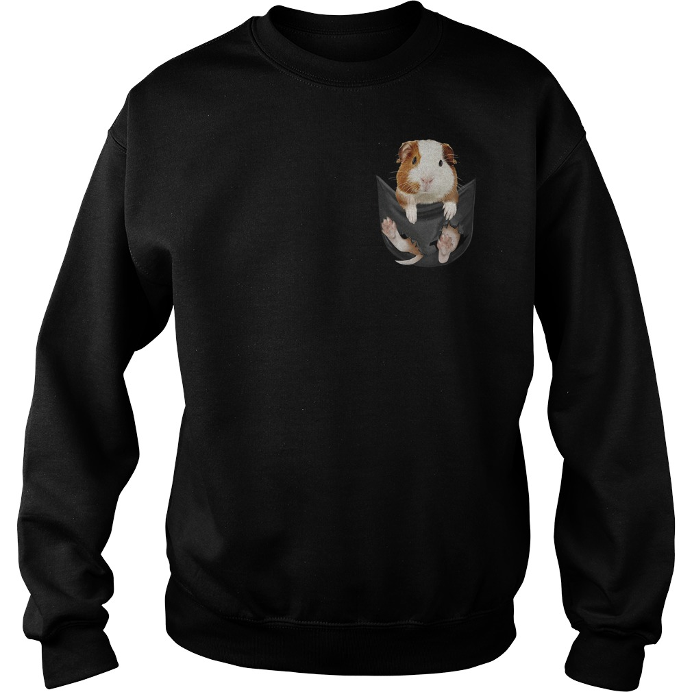 Official Guinea Pig Pocket Sweater