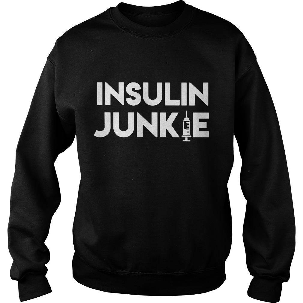 Official Insulin Junkie Sweater