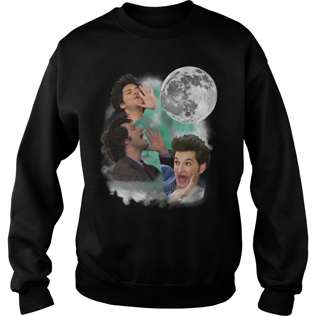 Official Three Jean Ralphio Moon Sweater