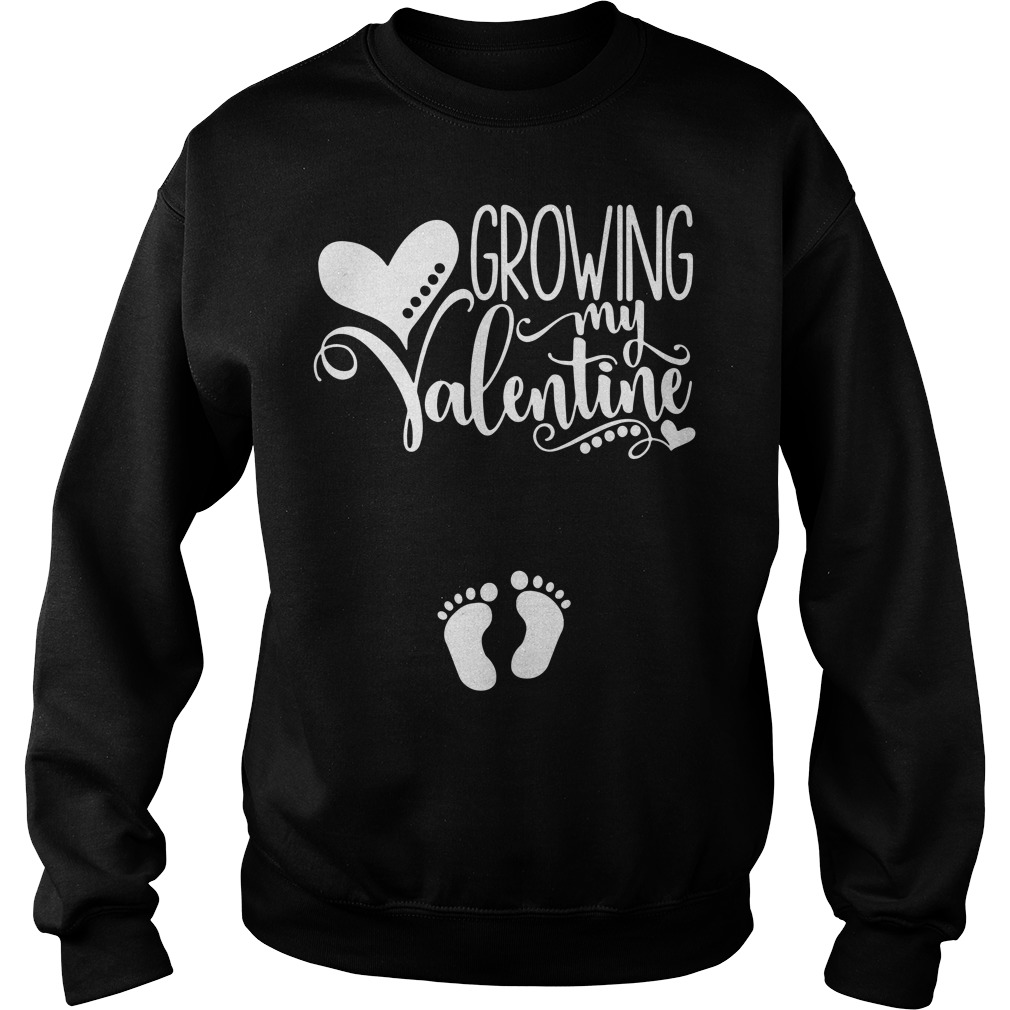 Official Growing My Valentine Sweater
