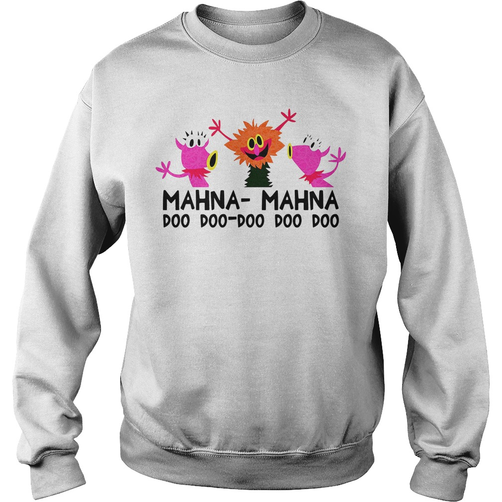 Official The Muppet Mahna Mahna Doo Doo Doo Doo Doo Sweater