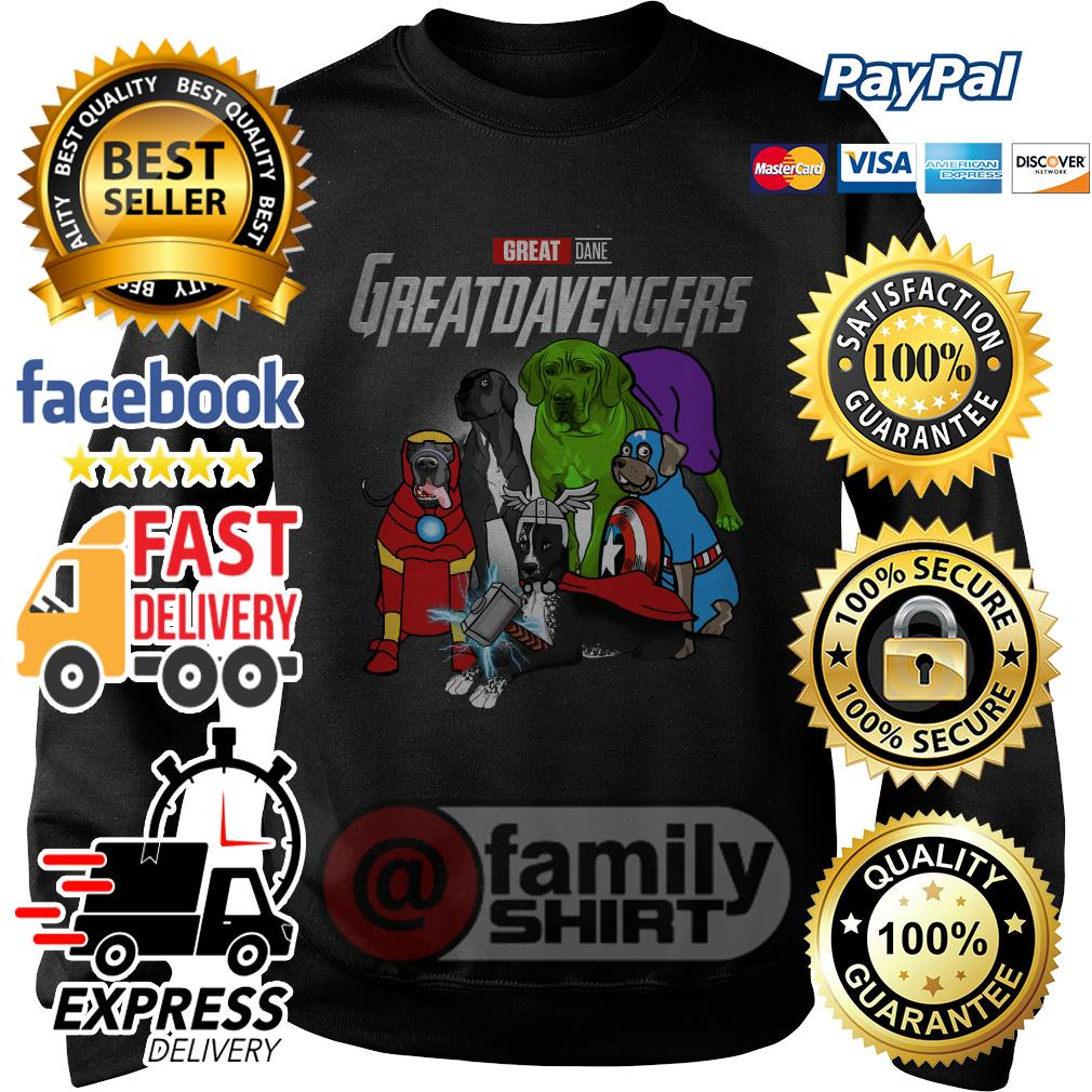 Marvel Great Dane Great Dane Avengers Sweater