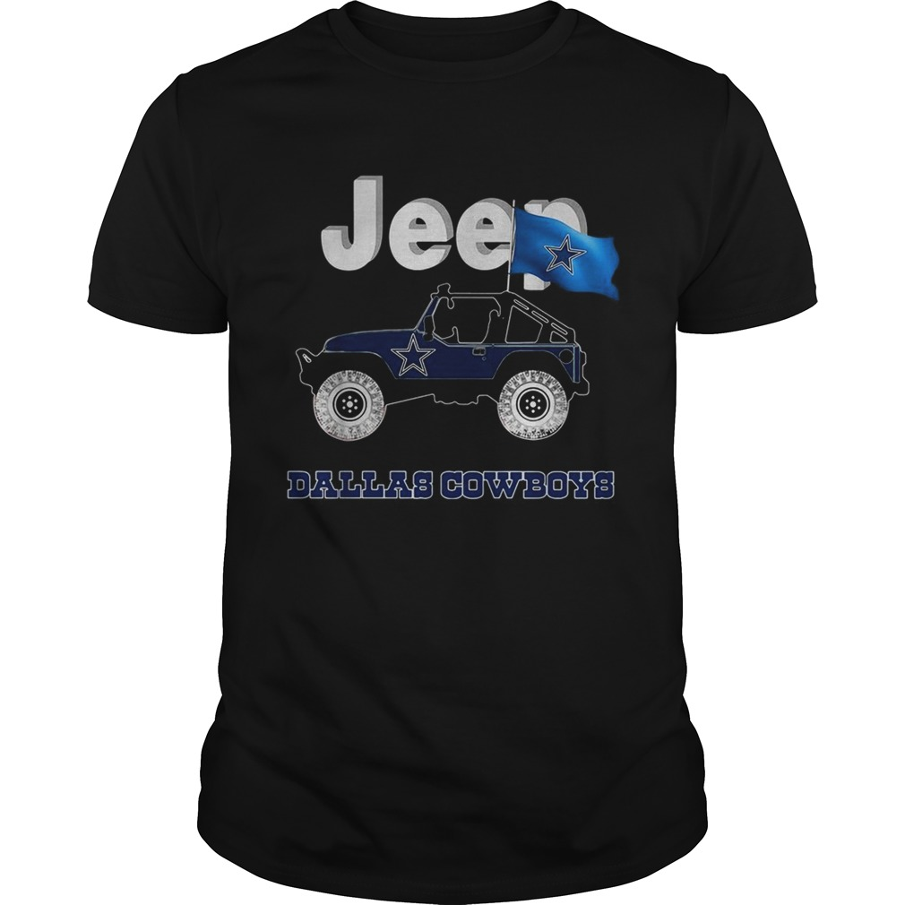 Jeep Dallas Cowboy Unisex