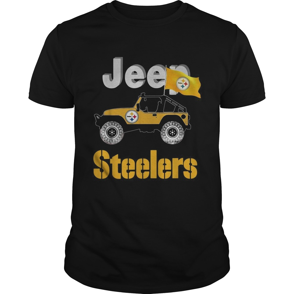 Jeep Pittsburgh Steelers Unisex