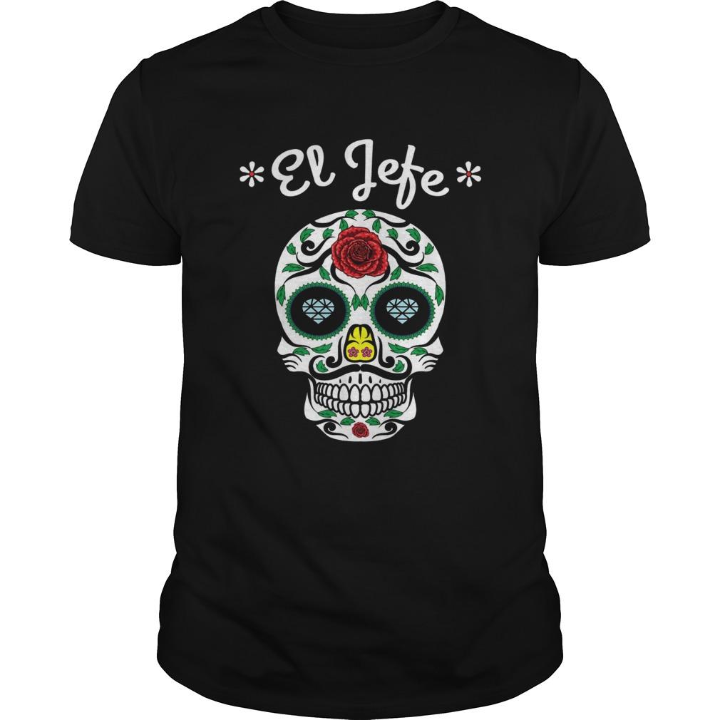 Skull Rose Tattoo El Fete Unisex