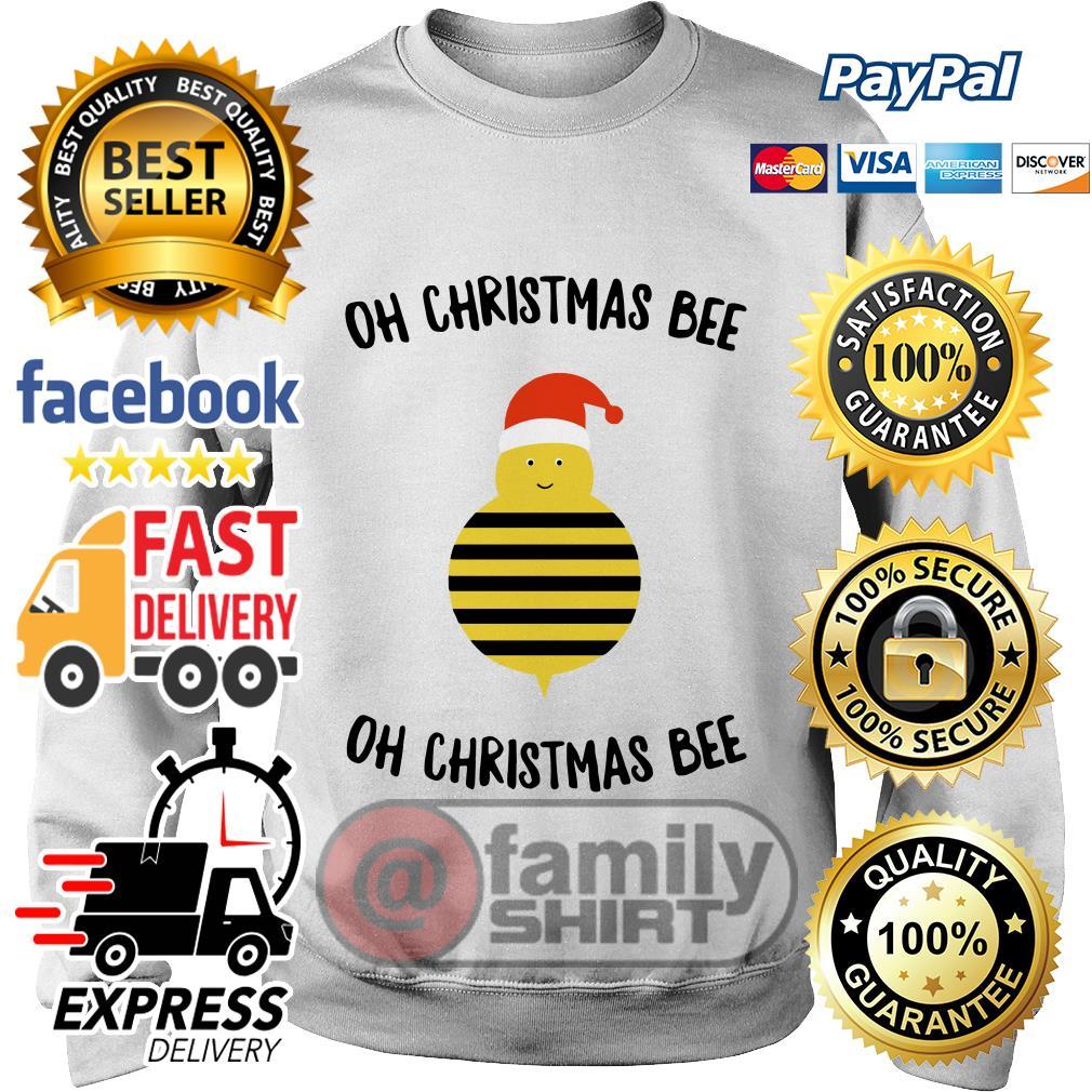 Oh Christmas Bee Oh Christmas Bee Sweater