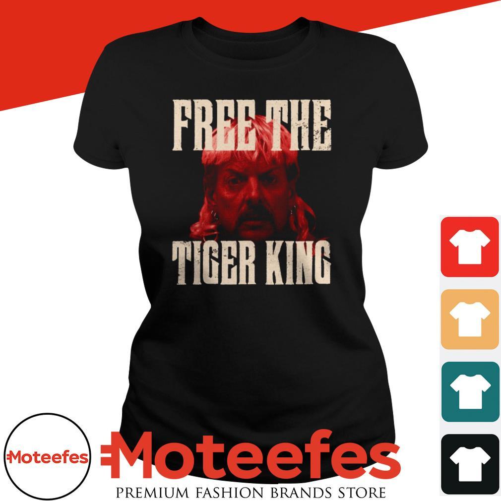 Joe Exotic Free The Tiger King Shirt